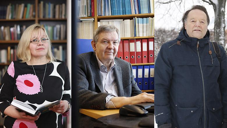 Merja Kauhanen, Ilpo Suoniemi, Matti Tuomala