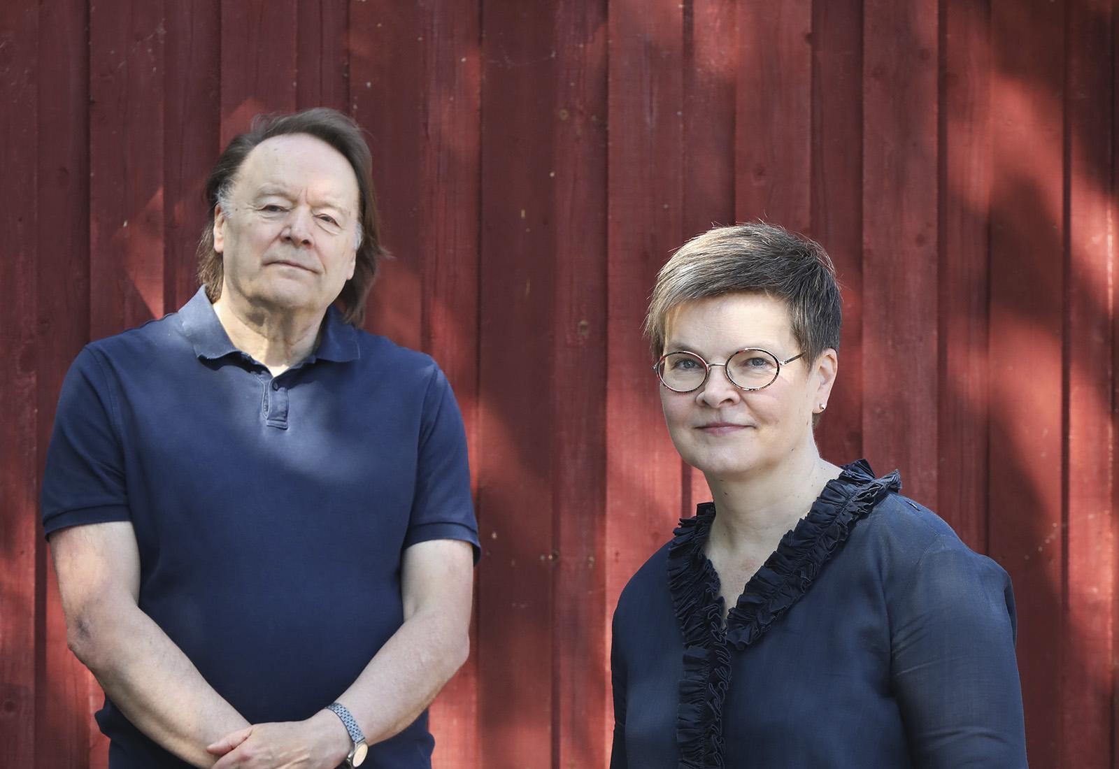 Matti Tuomala, Marja Riihelä